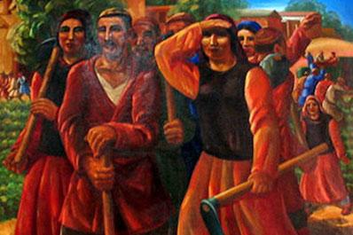 Узбекское изобразительное искусство