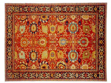 Uzbekistan Handicrafts Carpet Weaving