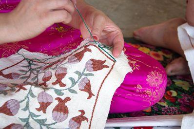 Uzbek Handicrafts and Applied Art