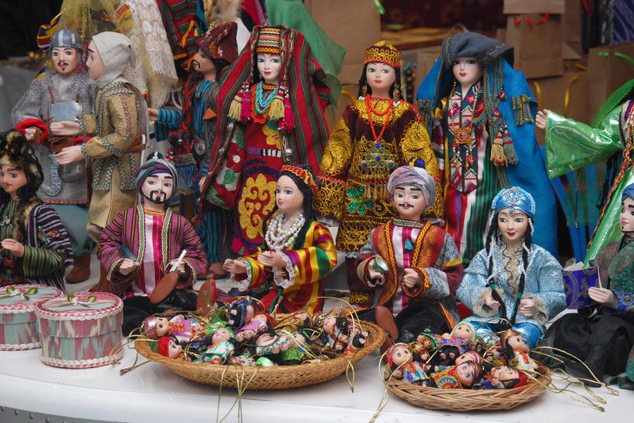 Applied Art Amp Handicrafts In Uzbekistan