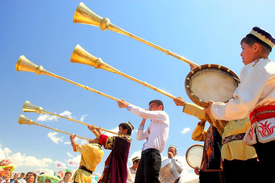 Культура Узбекистана – узбекская музыка