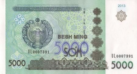 uzbekistan currency, soum sum, uzs