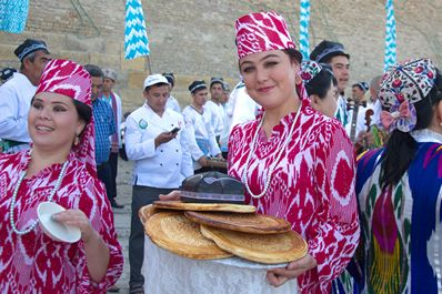 Silk and Spices Festival, Bukhara