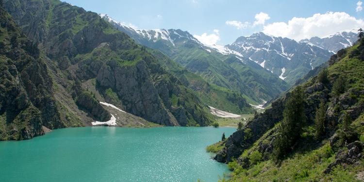 Озёра Узбекистана