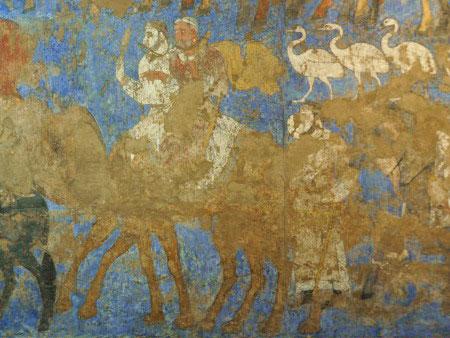 ...полководец Александр Македонский одержал победу над персами в битве...