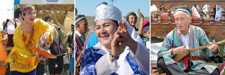 Holidays in Uzbekistan