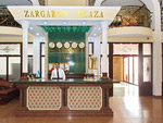 Reception, Zargaron Plaza Hotel