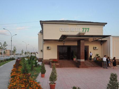 Club 777 Hotel Fergana