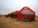 Ayaz-Kala Yurt Camp