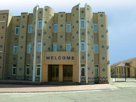 Hayat Inn Hotel Khiva