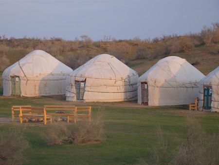 Aidar Yurt Camp Nurata