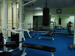 Gym, City Palace Hotel