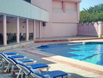 Swimming Pool, Hotel Le Grande Plaza
