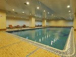 Swimming Pool, Hotel Miran International