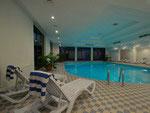 Swimming pool, Ramada Tashkent Hotel