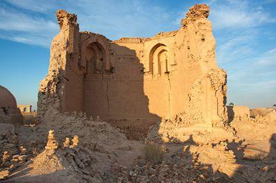 Mizdakhan necropolis, Karakalpakstan