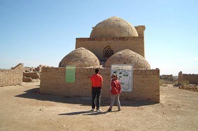 Mizdakhan necropolis, Krakalpakstan