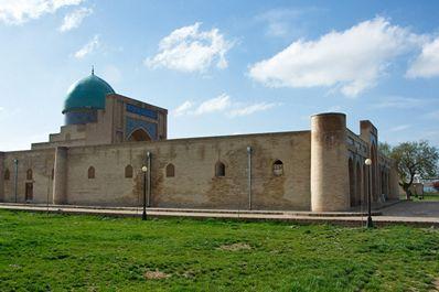 Карши, Узбекистан