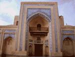 Muhammad Amin Khan Madrassah, Khiva