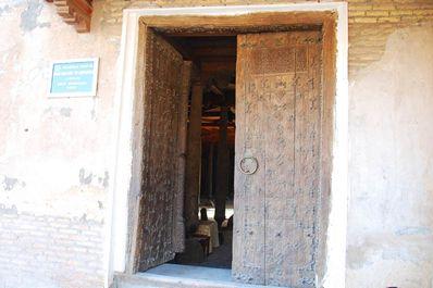 Djuma Mosque, Khiva