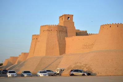 Itchan-Kala, Khiva