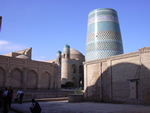 Kalta Minor, Khiva