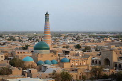 Khiva view