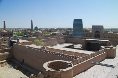 Middle Ages in Uzbekistan