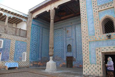 Tash-Khovli Palace, Khiva
