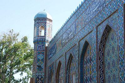 Дворец Худояр-хана, Коканд, Узбекистан