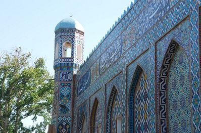 Khudoyar-Khan Palace, Kokand, Uzbekistan