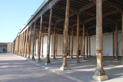 Мечеть Джами, Коканд