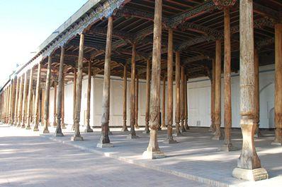 Jami Mosque, Kokand, Uzbekistan