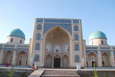 Медресе Норбут-бия, Коканд, Узбекистан