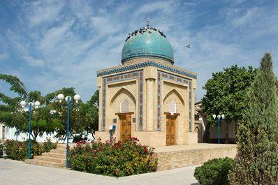 Complex Pir Siddiq, Margilan, Uzbekistan