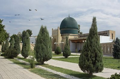 Маргилан, Узбекистан