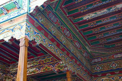 Медресе Саид Ахмад-Ходжа, Маргилан, Узбекистан