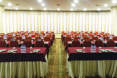 Conference-hall in Grand Mir hotel, Tashkent