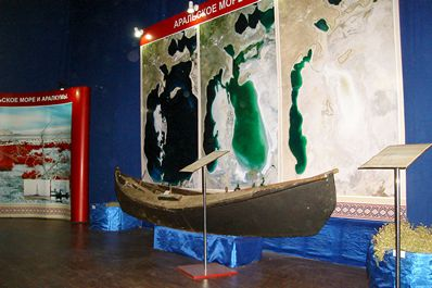 Museum of the Aral Sea