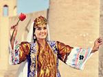 Празднование Навруза в Узбекистане