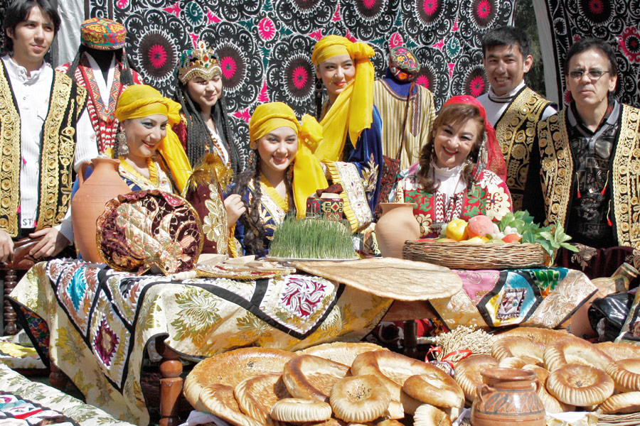 essay about nowruz holiday in uzbekistan