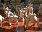 Uzbekistan Culture: ceramics
