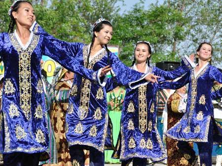 Выходные дни в Узбекистане