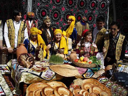 Where Can I Rent A Car >> Uzbekistan makes preparations for Navruz