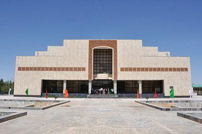Nukus museums