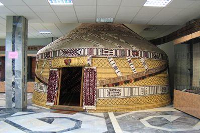 Музей Искусств имени И.В. Савицкого, Нукус