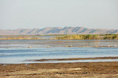 Lake Aydarkul, Nurata