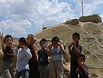 Local kids, Nurata