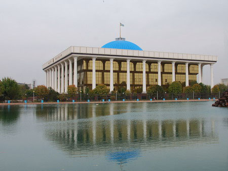 2007 года выборы узбекистан: