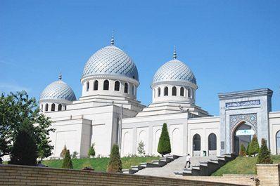 Khoja Akhrar Vali Juma Mosque, Tashkent